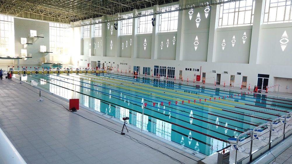 Fluidra refuerza su liderazgo en piscinas de competición con un nuevo certificado FINA en Indonesia