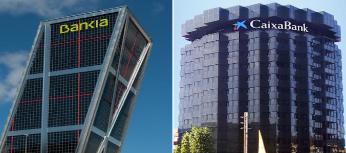 ¿Está en peligro la fusión entre CaixaBank y Bankia?