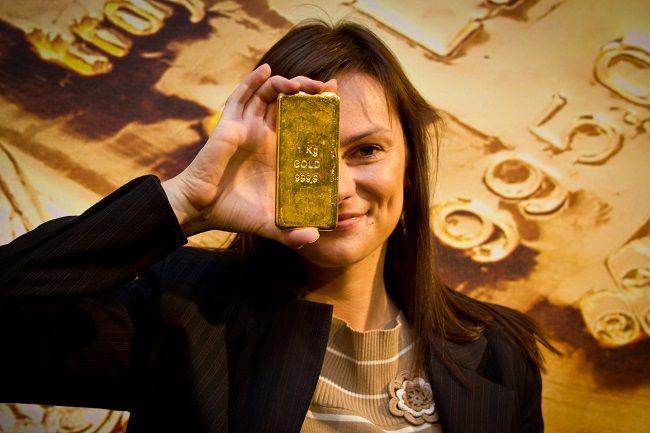 Invertir en oro  ¿Un resplandeciente activo para su cartera?