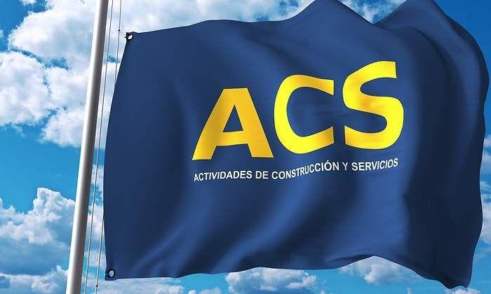 ACS a punto de dividendo en este 2021