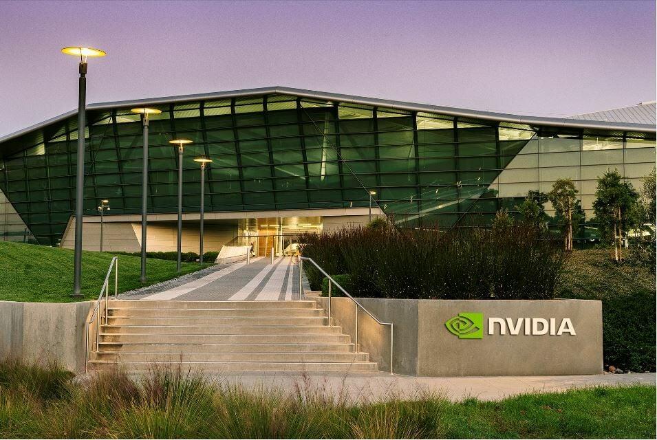 Nvidia sube en el año un 48% en otro gran ejercicio para el valor