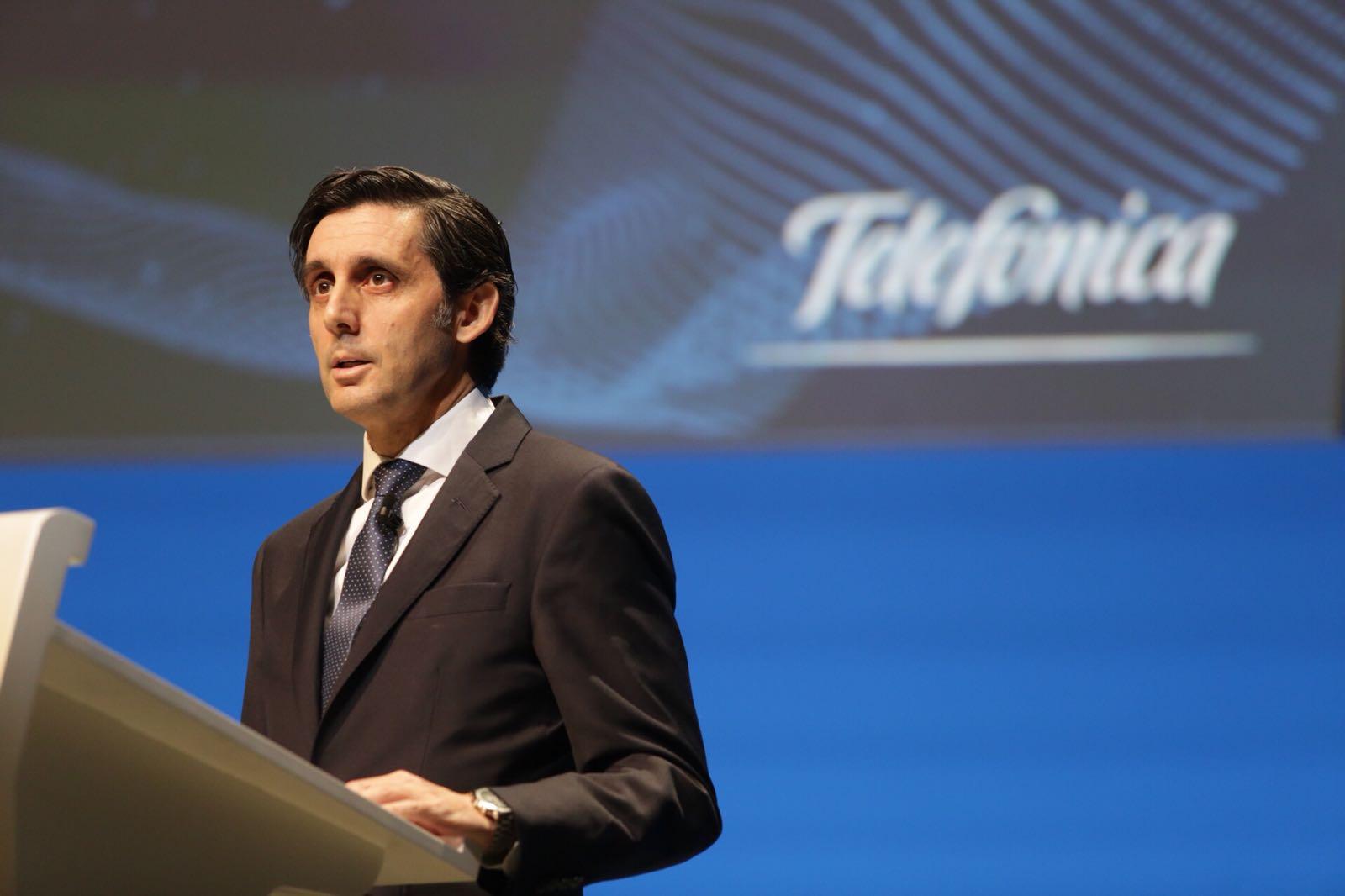 TElefonica reclama regulacion para las telecos de Europa
