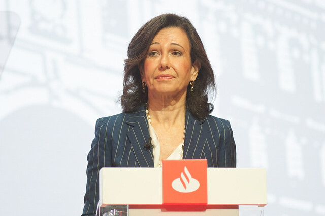 Calendario del dividendo del Banco Santander del próximo mes de mayo