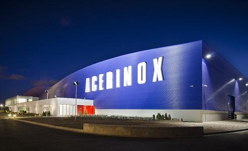Acerinox cae más de un 3% en el Ibex 35 tras la rebaja de Morgan Stanley
