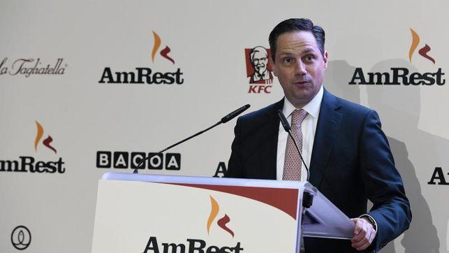 AmRest precisa que el nivel mínimo de liquidez del nuevo compromiso asumido es de 80 millones