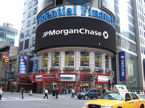 """JP Morgan ve al consenso """"muy optimista"""" sobre la recuperación económica"""