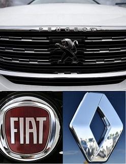 La bolsa hoy: Inversores de Peugeot aplauden la ruptura Renault - Fiat