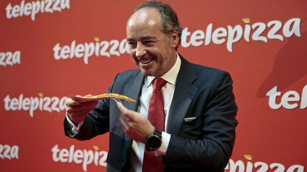 KKR empieza hoy una orden sostenida de compra de acciones de Telepizza