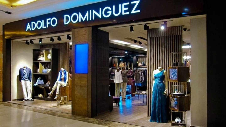 Adolfo Domínguez pierde 8,1 millones en su primer trimestre fiscal