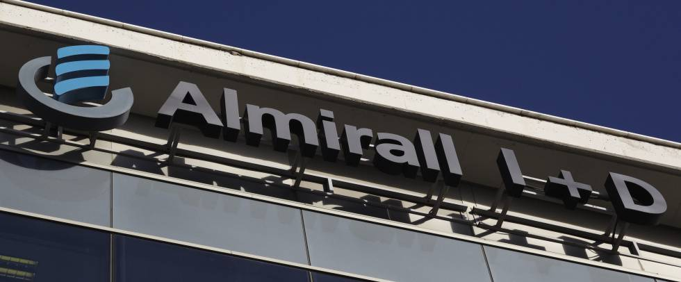 Las acciones de Almirall suben más de un 90% desde 2017