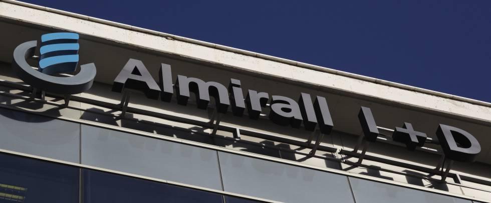 Almirall sustituirá en el Ibex 35 a Mediaset a partir del 22 de junio