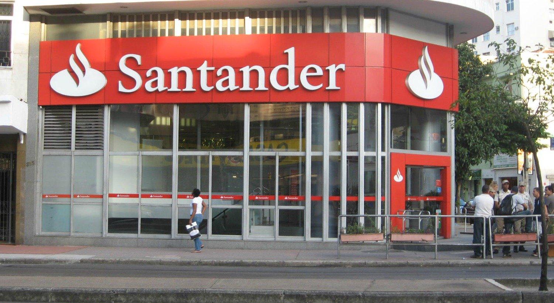 Banco Santander sube en el Ibex 35 más de un 7% en lo que va de 2019