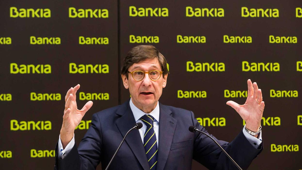 Barclays le ve un potencial a la baja a Bankinter del 7% y sólo un 6% en Bankia