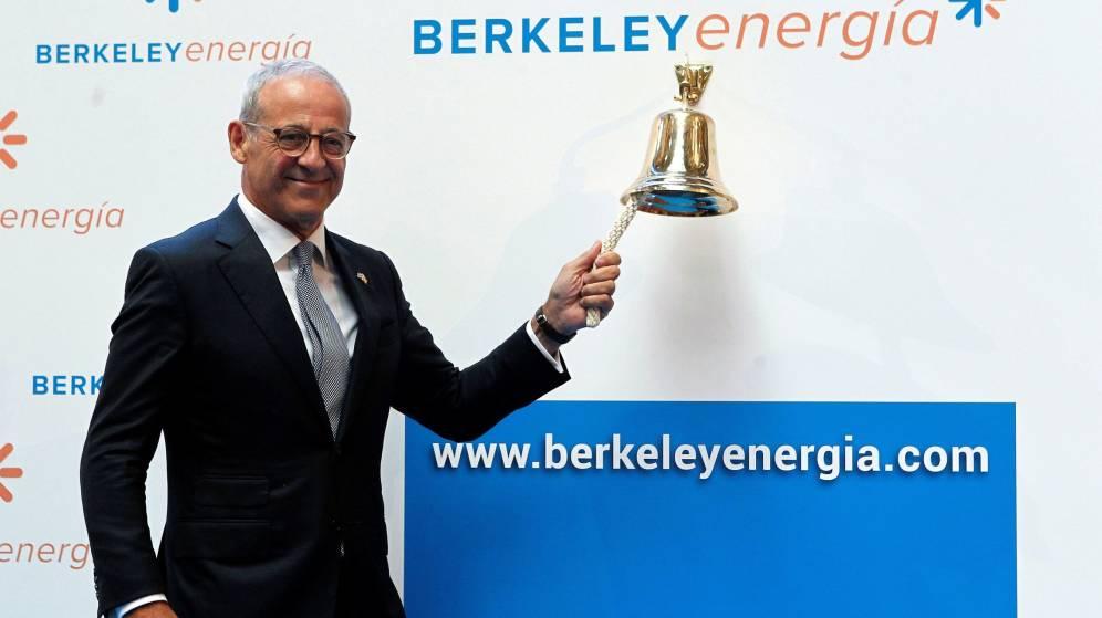 Berkeley refrenda que la nueva ley climática no afecta a su mina