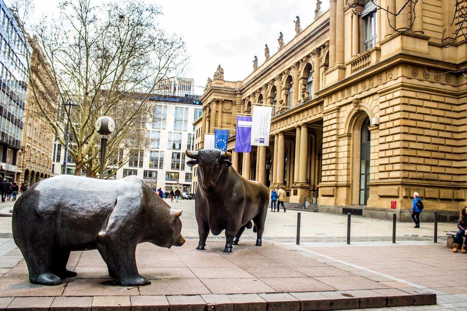 Las bolsas europeas hoy buscan el rebote tras las importantes caídas de ayer