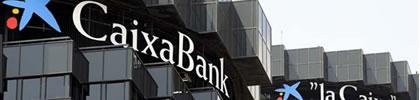 Las acciones de CaixaBank son las que más ganan del sector bancario en el Ibex 35