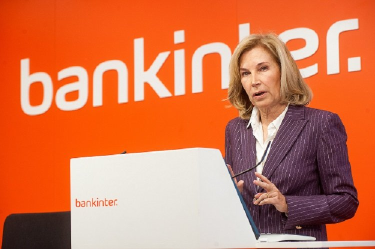 Bankinter ganó en el primer trimestre de 2019 145 millones de euros