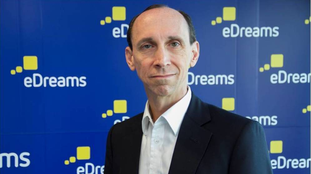 Dana Dunne, CEO de eDreams Odigeo.