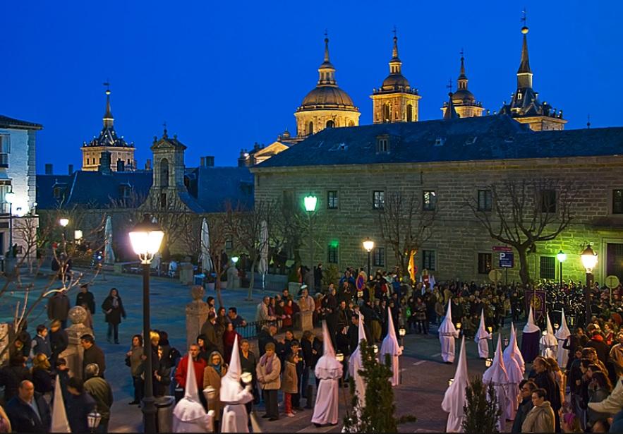 Las mejores procesiones de la Semana Santa en Madrid