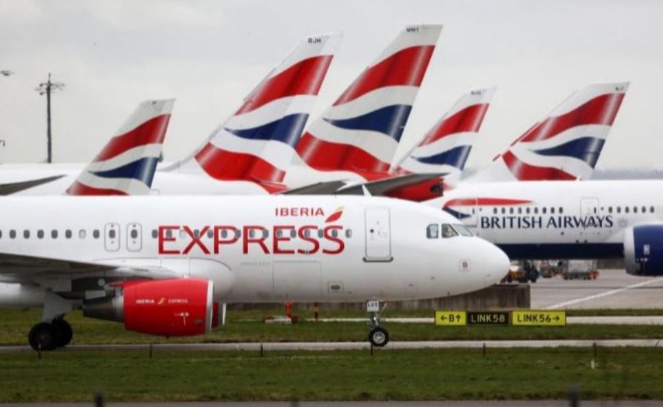 Las aerolíneas europeas acumulan una caída media del 16% en lo que va de año
