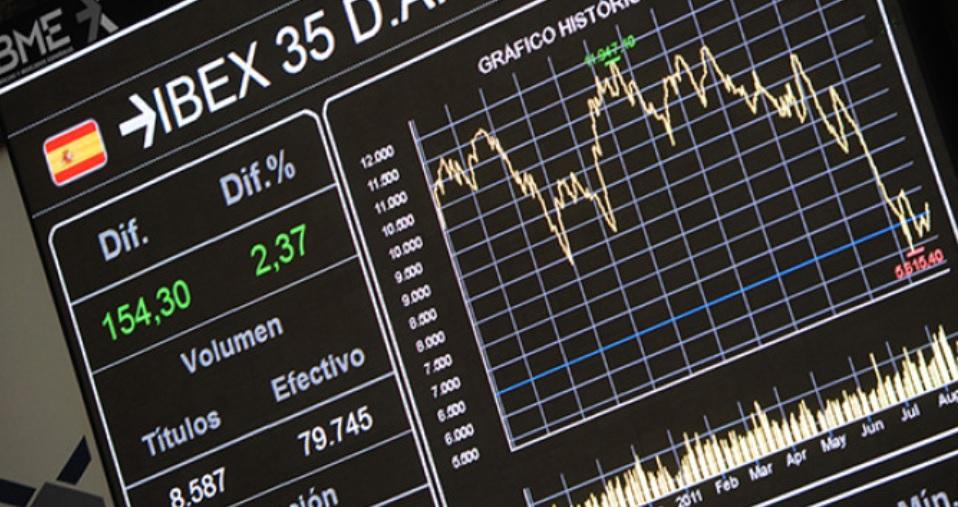 El Ibex 35 cierrra al alza pendiente de la negociación de EEUU y China