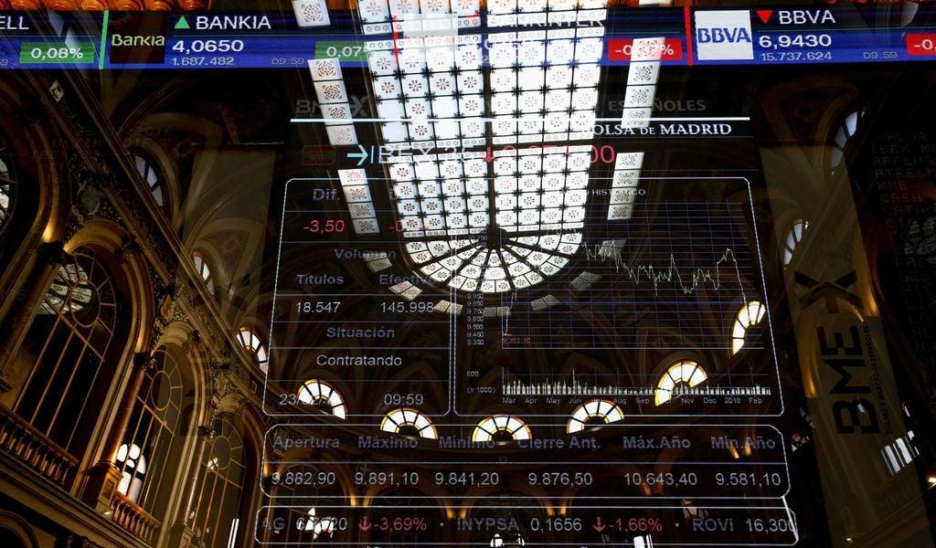 Caídas de los bancos ¿Fin a la remontada del Ibex 35?