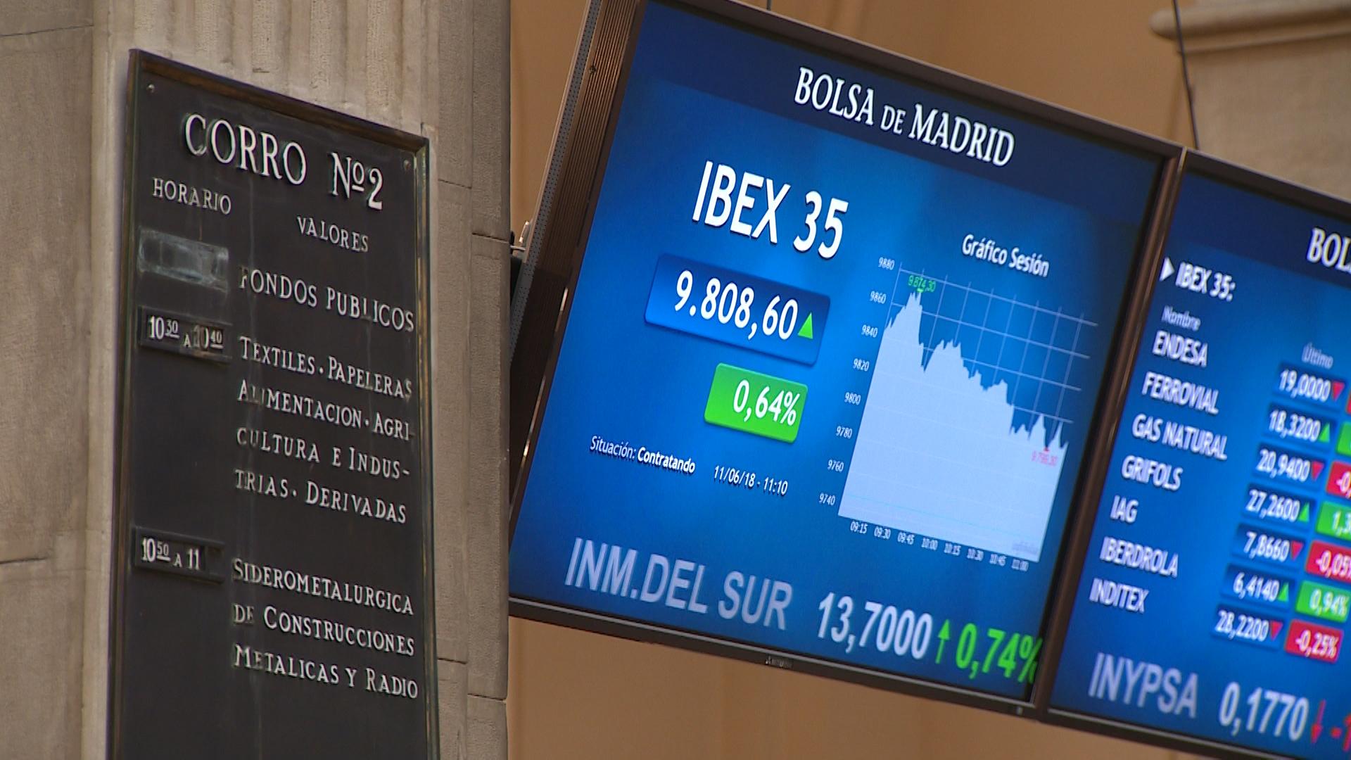 Noviembre, el segundo peor mes para el Ibex 35 desde 2008