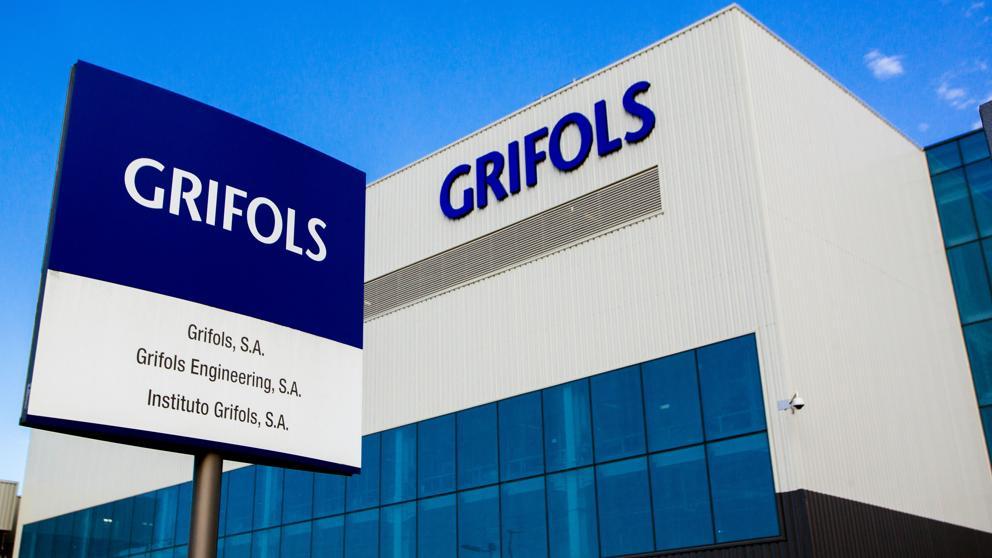 Grifols cae en bolsa pese a su beneficio de 625 millones en 2019