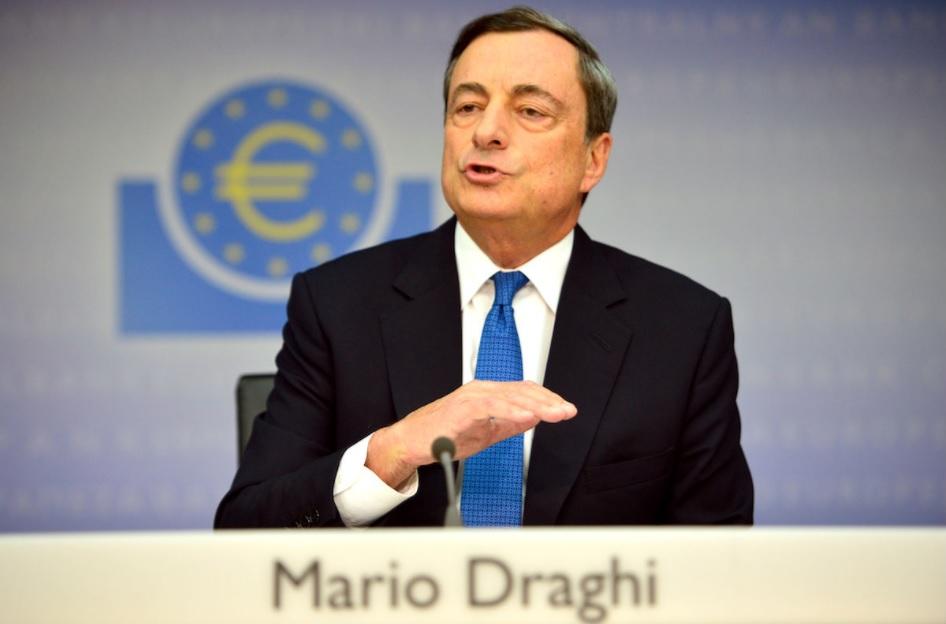 El BCE, en la encrucijada: la desaceleración económica le pilla con un balance 4,67 billones