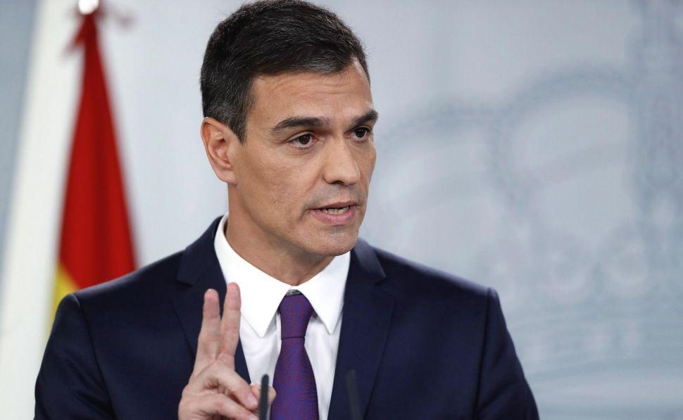 El Ibex 35 reacciona con caídas a la victoria de Petro Sánchez en las elecciones generales