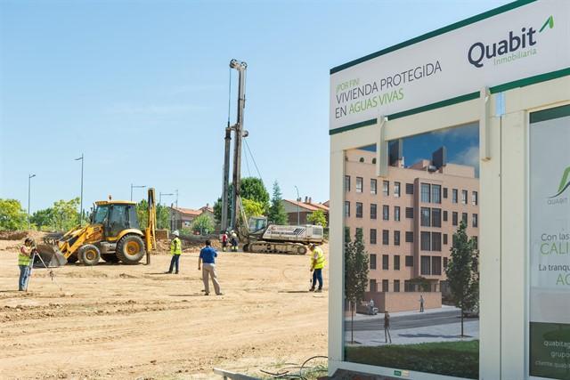 Inversiones de Quabit en Valencia