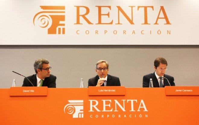 Renta Corporación: en busca de la cotización perdida