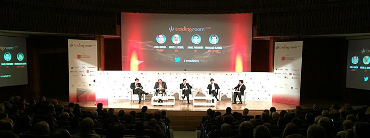 Ya puedes ver grabadas todas las ponencias del Trading Room 2020