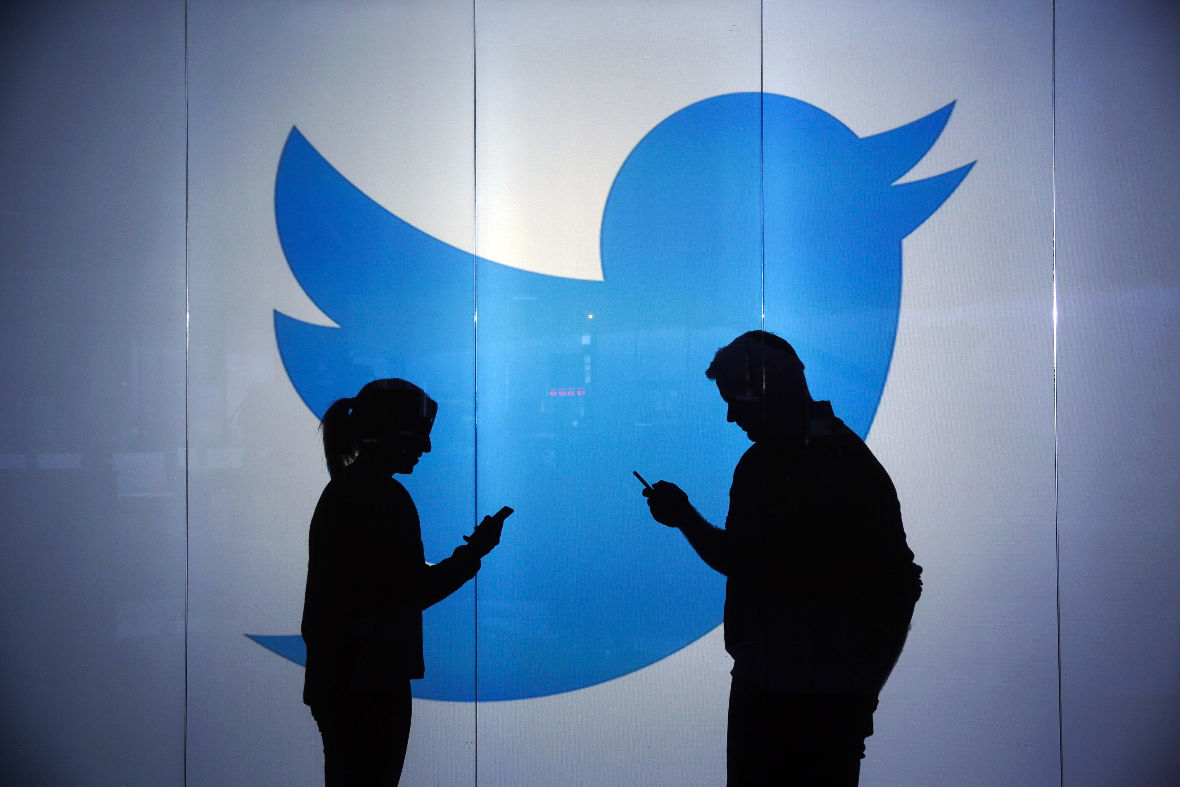 Twitter cierra un buen mes con avances del 12% tras las polémicas con Trump