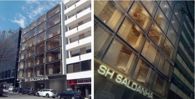sacyr construye dos hoteles en lisboa