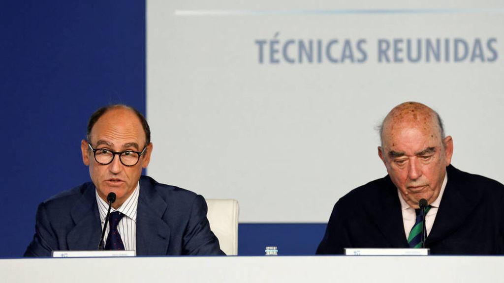 Sabadell, Técnicas Reunidas y BBVA aguantan el desplome del Ibex 35