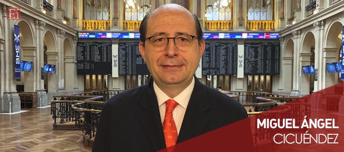 """""""Estaría fuera del Ibex 35 salvo gran noticia o que el bono alemán cotice en positivo"""""""